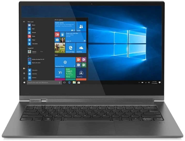 Lenovo Yoga C930-13IKB 13.9-inch Notebook, Grey