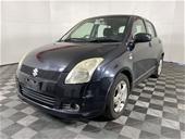 2005 Suzuki Swift EZ Automatic Hatchback