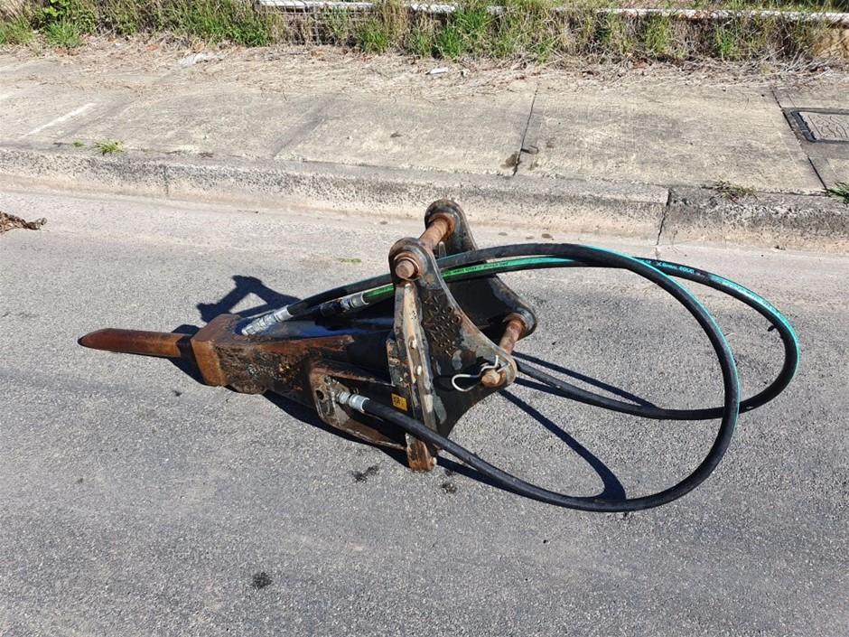 Altas Copco Excavator Hammer
