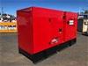 2021 Unused Silenced 100kVA Generator