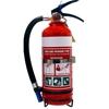 TRAFALGAR 1.5kg Fire Extinguisher ABE Dry Powder Type c/w Vehicle Bracket.