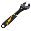 TOLSEN 3pc Adjustable Wrench Set 250mm, 200mm & 150mm. Buyers Note - Discou