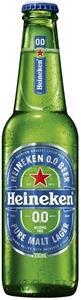Heineken 0.0 Non Alcoholic Lager Bottles