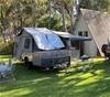 <p>2013 CUB Supamatic Escape Camper Trailer</p>