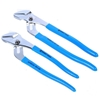 2 x BERENT Groove Joint Pliers, Sizes; 200mm & 250mm. Buyers Note - Discoun