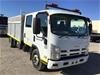 <p>2008 Isuzu  NQR 450 Crew Sitec series II 4 x 2 Service Truck</p>