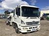 2003 Hino FD 4x2 Tilt Tray Truck