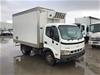 2003 Hino Dutro 4x2 Refrigerated Body Truck