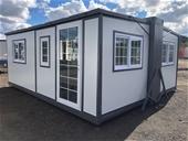2021 Unused Expandable Fold Out Houses - Toowoomba