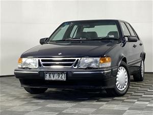 1993 Saab 9000 CD 16 Automatic Sedan