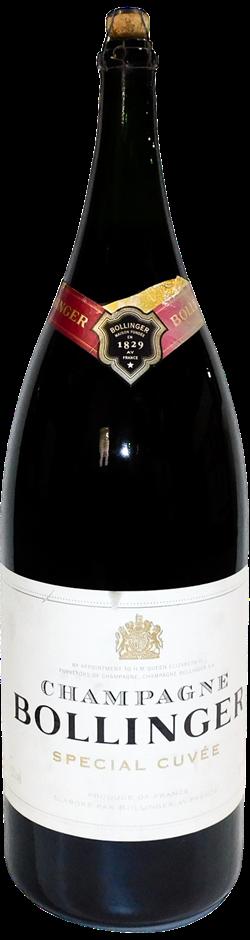 Bollinger `Special Cuvee` Brut NV (1 x 15L), Champagne, France.