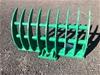 Unused 2021 Excavator Stick Rake Attachment