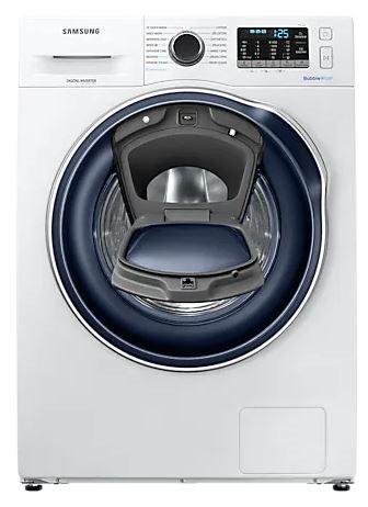 Samsung 9.5kg AddWash Steam Front Load Washer (WW95N54F5PW)