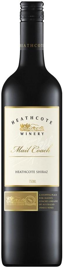 Heathcote Mail Coach Shiraz 2019 (6x 750mL).