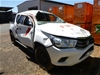 2017 Toyota Hilux 8 Gen Twin Cab Ute - Parts Only