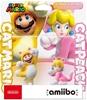 NINTENDO Amiibo Cat Mario & Cat Peach Double Pack. Buyers Note - Discount F