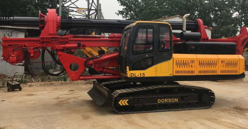 2017 D0L15 Rotary Drilling Rig