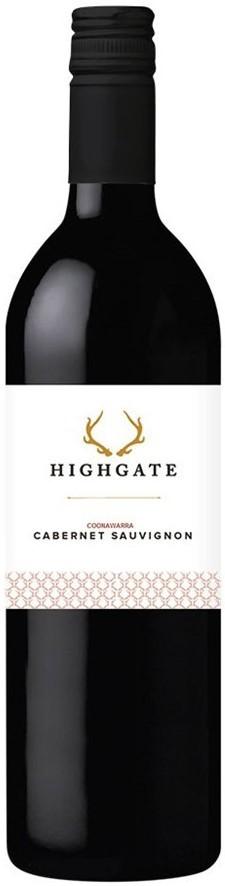 Highgate Coonawarra Cabernet Sauvignon 2017 (12x 750mL).
