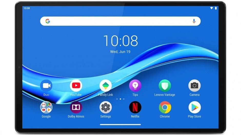 Lenovo Tab M10 FHD Plus 2nd Gen Tablet, Iron Grey