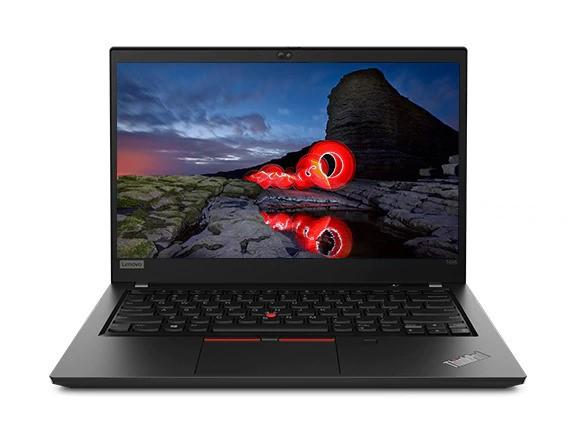 Lenovo ThinkPad T495 14-inch Notebook, Black