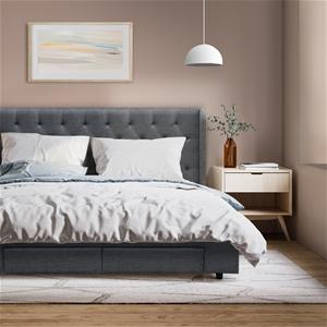 Artiss Double Full Size Bed Frame Base M