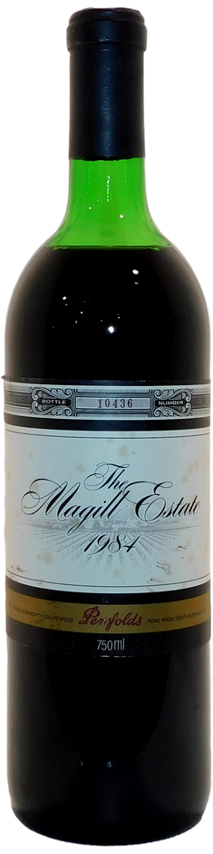 Penfolds Magill Shiraz 1984 (1x 750mL), SA