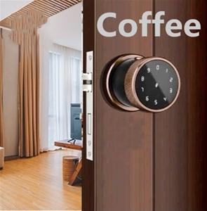 Smart Door Lock - Coffee