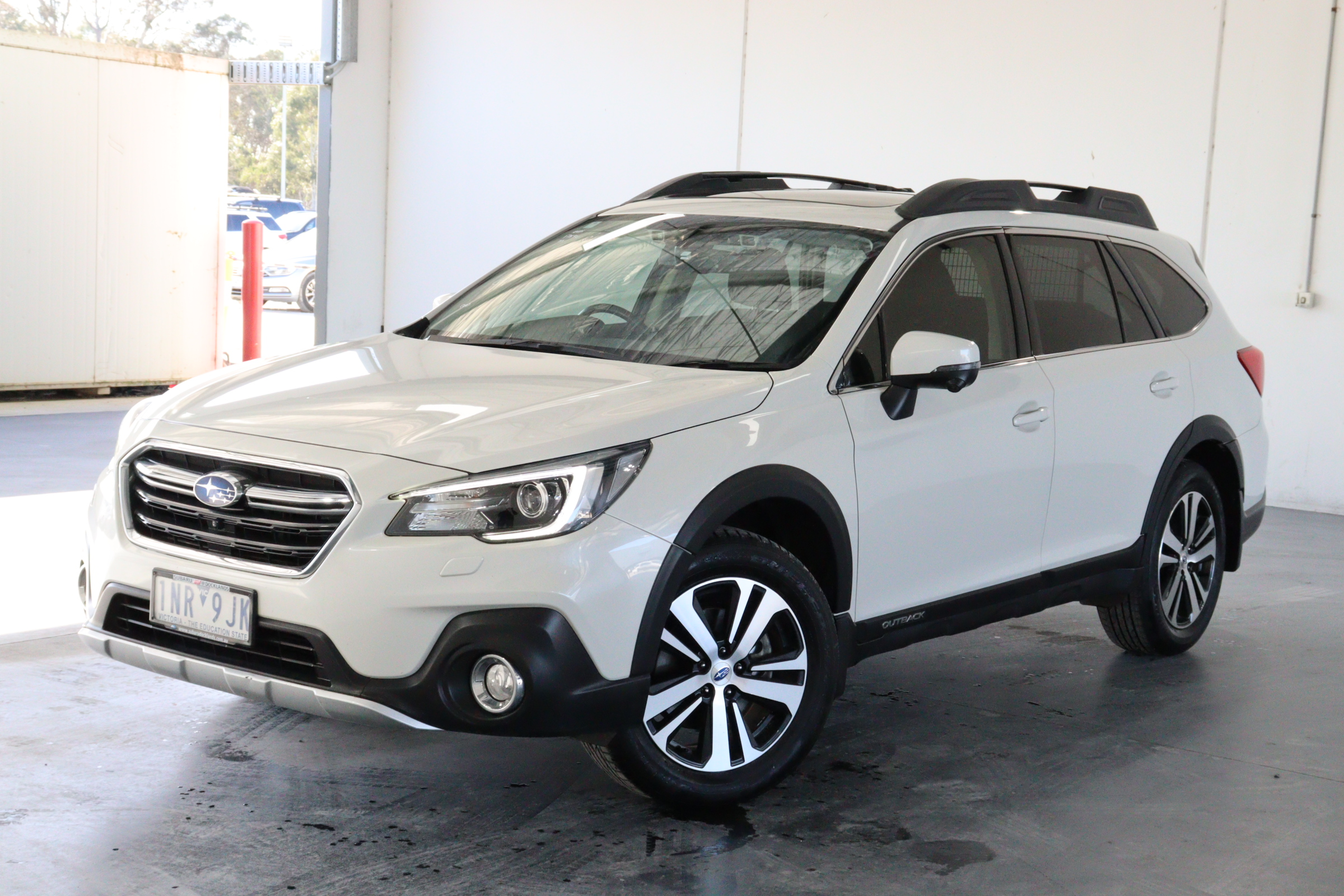 2018 Subaru Outback 2.5i Premium B6A CVT Wagon