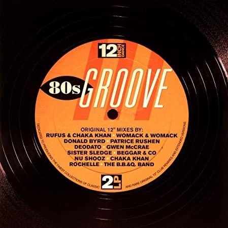 VARIOUS ARTISTS ``12 Inch Dance 80S Groove``, VINYL. Buyers Note - Discount