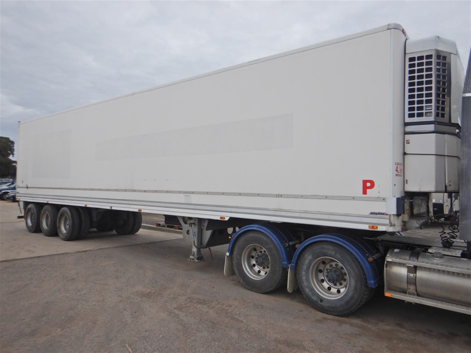 2007 Maxitrans ST3 (44Ft) Refrigerated Trailer