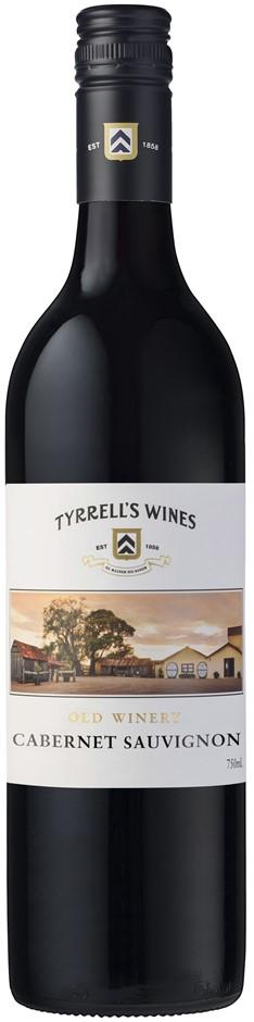 Tyrrells Old Winery Cabernet Sauvignon 2019 (12x 750mL)