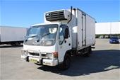 2004 (Comp) ISUZU NPR 300 Medium Manual Refrigerated Truck
