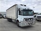 Curtainsider Rigid Truck & Tray Body Truck Sale