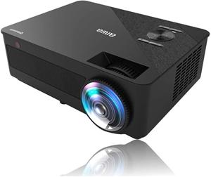 AIWA Wi-Fi Multimedia Projector with Blu