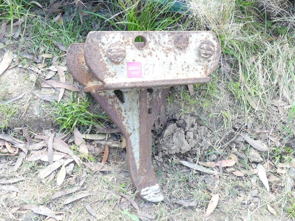 Excavator Ripper Tyne