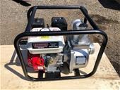 2021 Unused 3 Inch Water Pumps - Adelaide
