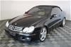 2005 Mercedes Benz CLK 350 AVANTGARDE A209 Automatic Convertible