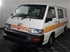 2012 Mitsubishi Express SJ Camper Van