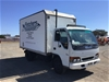 <p>1999 Isuzu  NPR 4 x 2 Pantech Truck</p>
