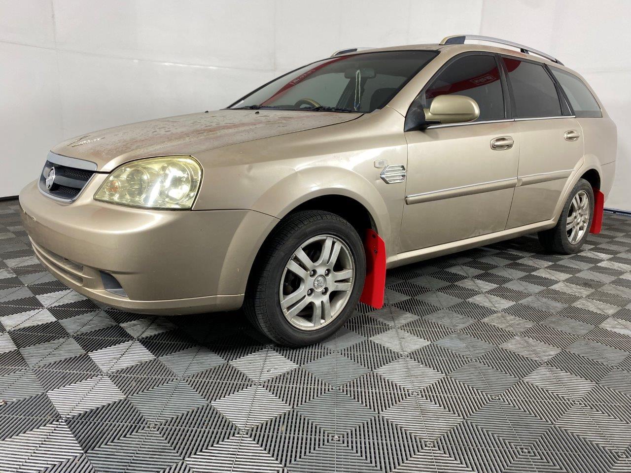 2006 Holden Viva JF Automatic Wagon