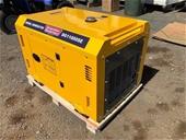 2021 Unused Portable Generators - Adelaide