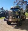 11/1982 Mack R6X6 NIL 6X6 Cargo Crane Truck