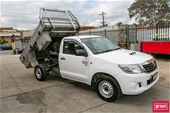 Truck Workshop Business Closure
