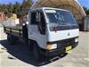 1994 Mitsubishi Canter FE3 4x2 Tipper Truck