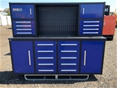 2021 Unused Work Benches & Tool Cabinets  - Toowoomba