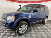 2010 Land Rover Discovery 4 SDV6 HSE T/Diesel Auto 7 Seat