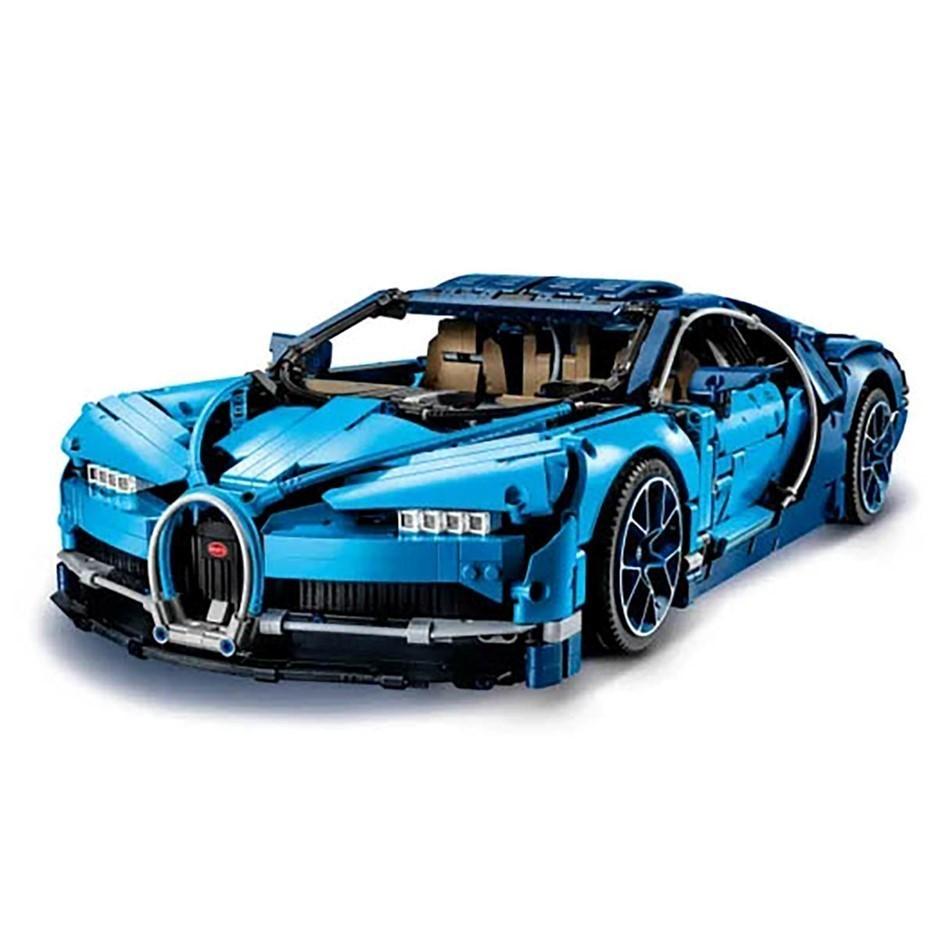LEGO Technic Bugatti Chiron 42083 Race Car Building Kit & Engineering Toy,