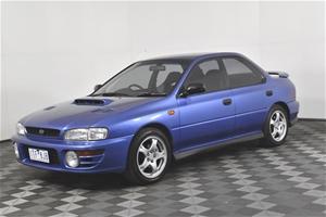 1998 Subaru Impreza WRX (AWD) Manual Sed