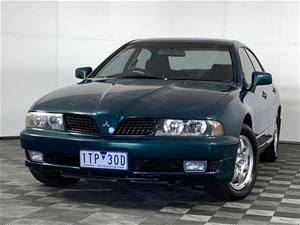 2002 Mitsubishi Magna SPORTS AWD TJ II A