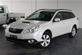 2010 Subaru Outback 2.0D Premium B5A Turbo Diesel